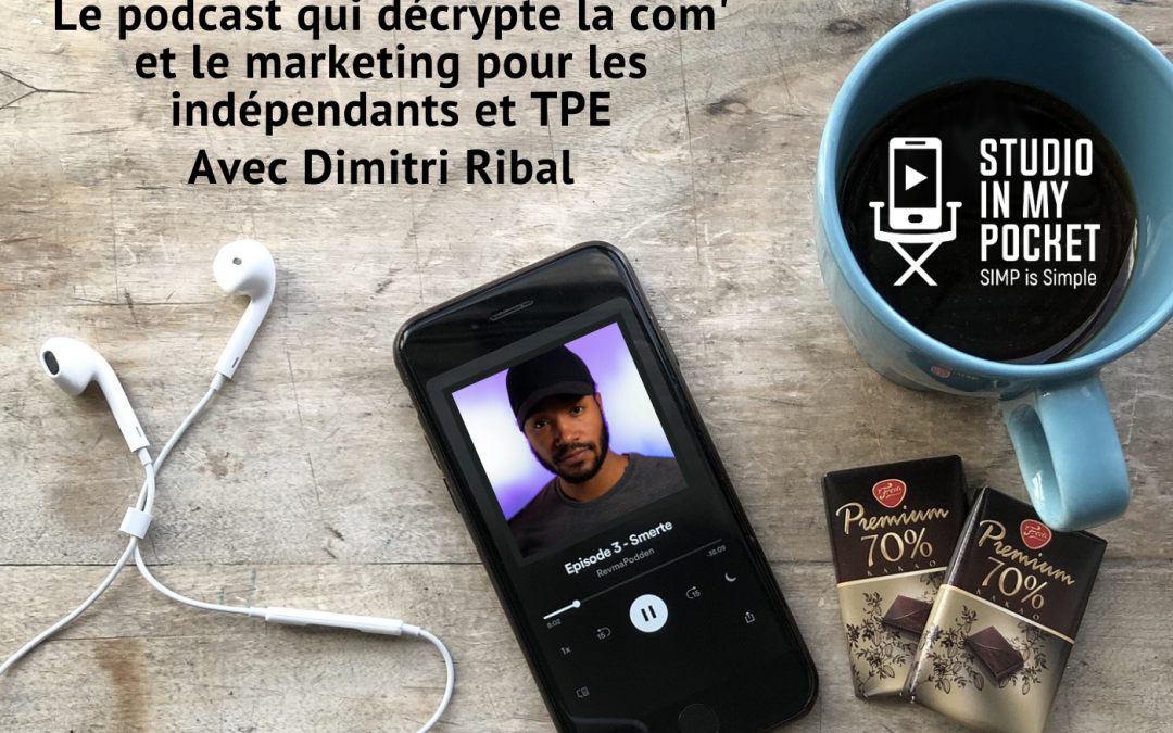 Dimitri Ribal Podcast