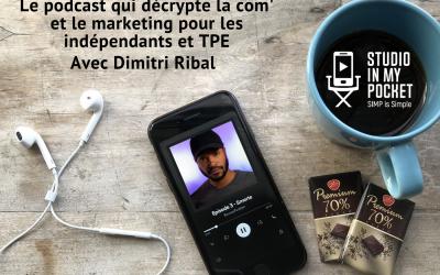 Parlons Com' avec Dimitri Ribal Social Media Manager