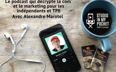 Parlons Com' – Le SEO – Alexandre Marotel